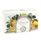 Фьери дея мыло парфюмированное лимон 250г