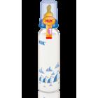 Нук 10 745 018 Бутылочка стекл 250мл+сос. лат. с рожд.